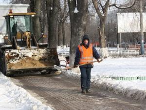 Почти 250 жалоб на плохую уборку снега поступило от нижегородцев