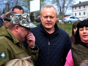 Замминистра строительства Нижегородской области заподозрили в ношении фашистской символики