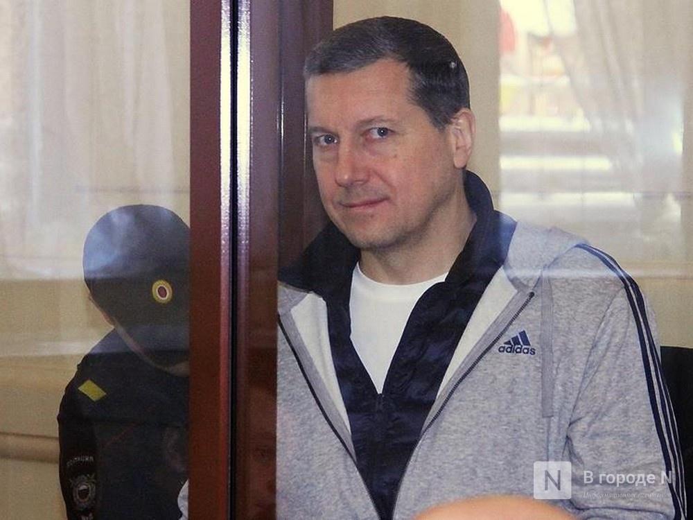 Экс-мера Нижнего Новгорода Олега Сорокина перевели в другую колонию - фото 1