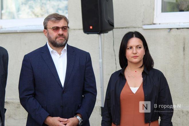 Пореченков и Сельянов открыли мемориальную доску Балабанову в Нижнем Новгороде - фото 23