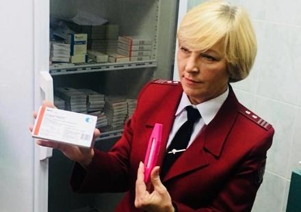 Более 330 тысяч доз вакцины против гриппа поступило в Нижегородскую область
