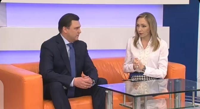 Ректор ННГАСУ рассказал о BIM-технологиях в эфире телеканала - фото 1
