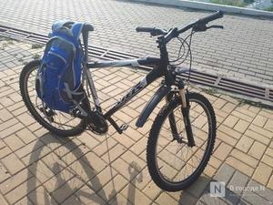 Водителя, сбившего велосипедиста, разыскивают в Павлове