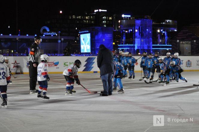 Ирина Слуцкая с ледовым шоу открыла площадку «Спорт Порт» в Нижнем: показываем, как это было - фото 8