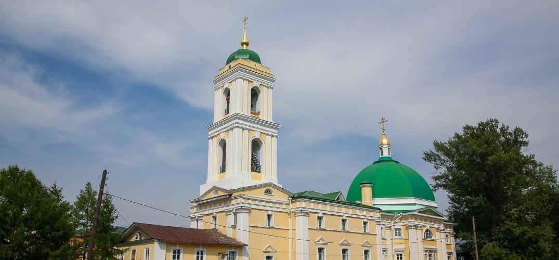 Спасо-Преображенский храм освятили в Нижнем Новгороде - фото 1