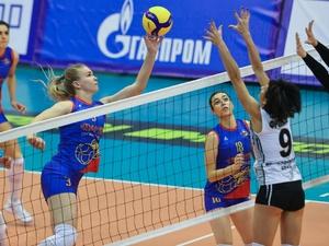 Нижегородская «Спарта» одержала вторую победу в Суперлиге