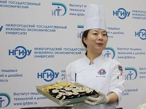 Корейские повара научили нижегородских студентов готовить национальные блюда (ФОТО)