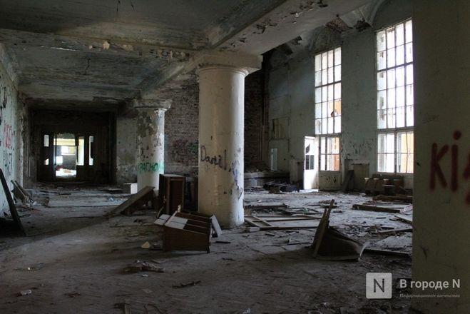 Здесь пела Пугачева: во что превратился нижегородский ДК имени Ленина  - фото 47