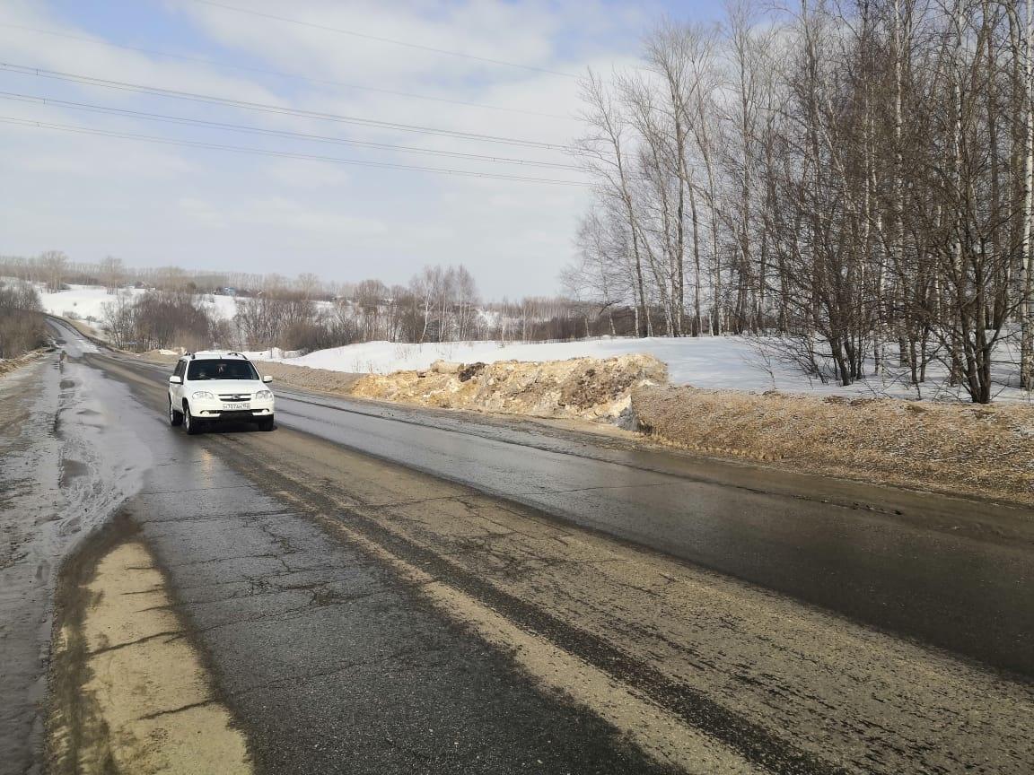 Ремонт дороги Лысково – Княгинино в Нижегородской области завершат в 2021 году - фото 1