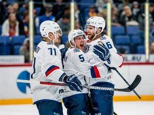 Благодаря «камбэку» нижегородское «Торпедо» вернулось из Финляндии с победой