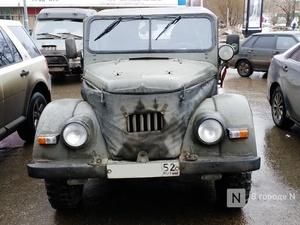 Ретро-автомобиля чуть не лишился нижегородец из-за долга по земельному участку
