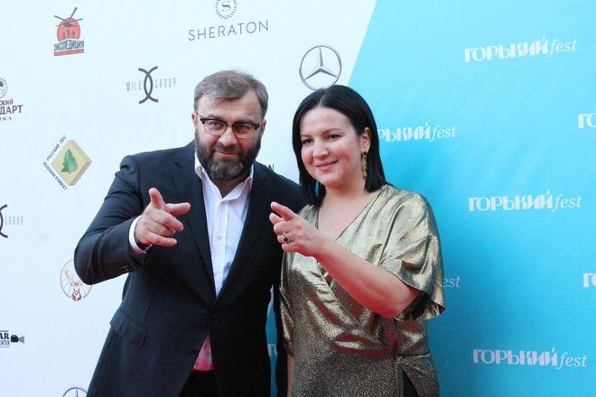 Звезды российского кино приехали в Нижний Новгород на «Горький fest» - фото 20