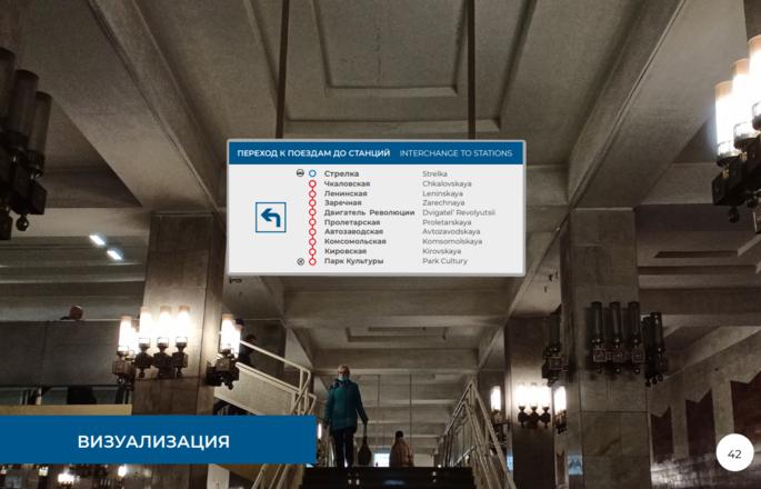 Систему навигации поменяют на четырех станциях нижегородского метро - фото 16