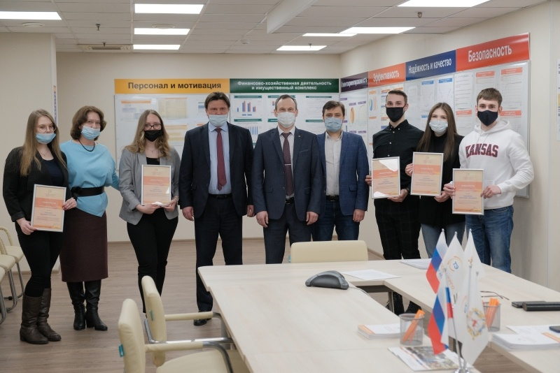 «Теплоэнерго» вручил стипендии студентам ННГАСУ - фото 1